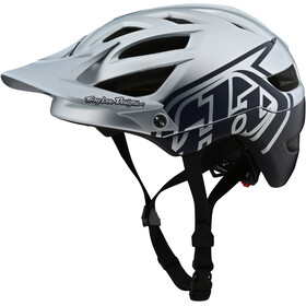 Troy Lee Designs A1 MIPS Casco, classic silver/navy
